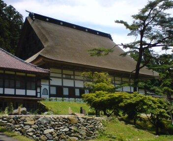 奥の正法寺