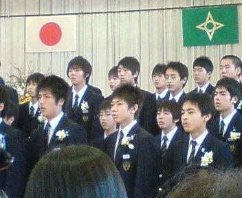 卒業→進学
